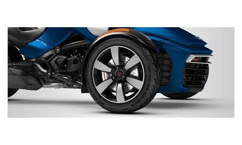 2018 Can-Am Spyder F3-S SE6 in Castaic, California