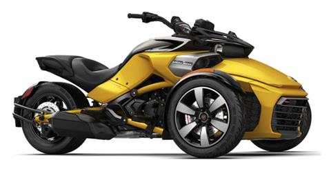 2018 Can-Am Spyder F3-S SE6 in Hollister, California