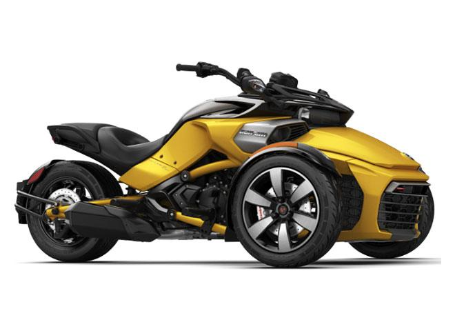 2018 Can-Am Spyder F3-S SM6 in Derby, Vermont