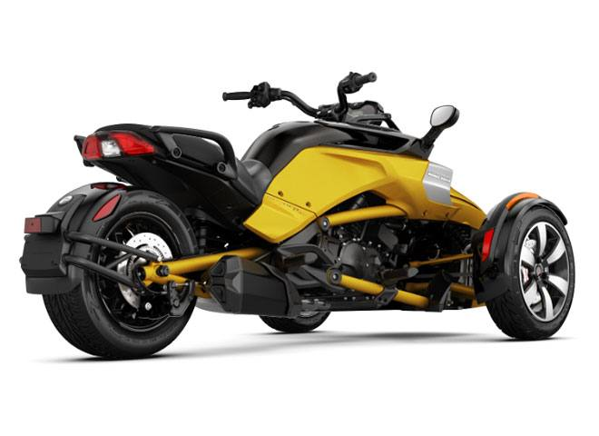 2018 Can-Am Spyder F3-S SM6 in Goldsboro, North Carolina