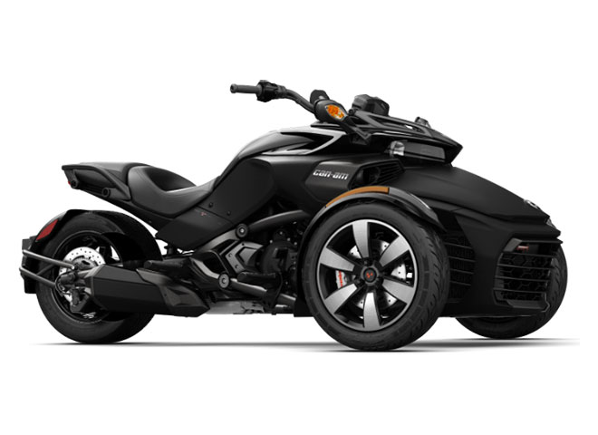 2018 Can-Am Spyder F3-S SM6 in Kittanning, Pennsylvania