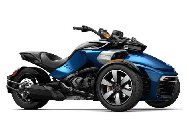2018 Can-Am Spyder F3-S SM6 in Waterbury, Connecticut - Photo 1