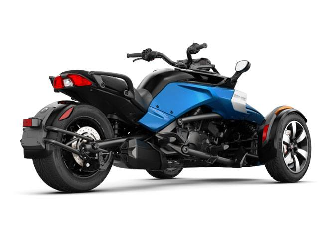 2018 Can-Am Spyder F3-S SM6 in Waterbury, Connecticut - Photo 2