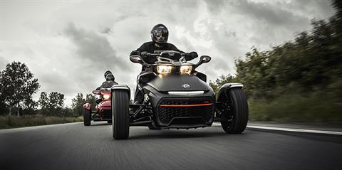 2018 Can-Am Spyder F3-S SM6 in Barre, Massachusetts