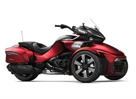 2018 Can-Am Spyder F3-T in Greenville, North Carolina