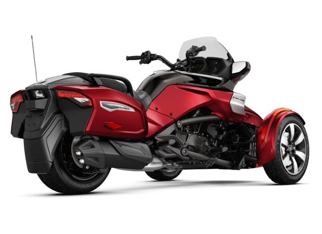 2018 Can-Am Spyder F3-T in Irvine, California