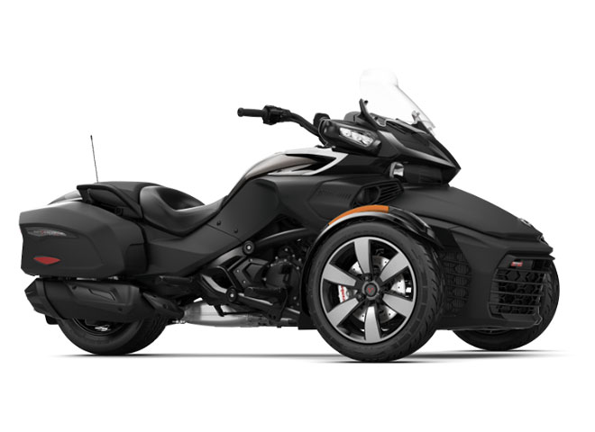 2018 Can-Am Spyder F3-T in Santa Rosa, California