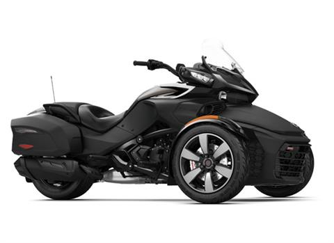 2018 Can-Am Spyder F3-T in Conroe, Texas