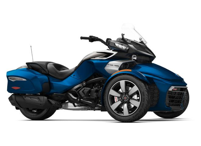 2018 Can-Am Spyder F3-T in San Jose, California - Photo 1