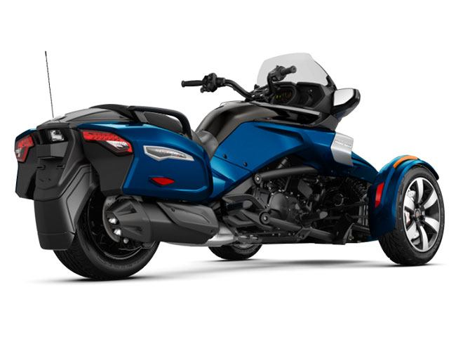 2018 Can-Am Spyder F3-T in Mineral Wells, West Virginia