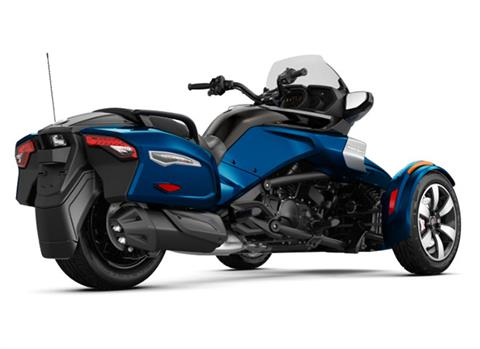 2018 Can-Am Spyder F3-T in Corona, California