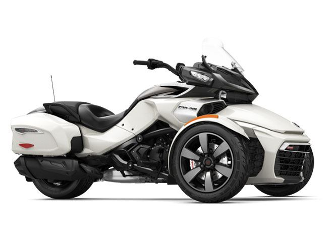 2018 Can-Am Spyder F3-T in Lakeport, California