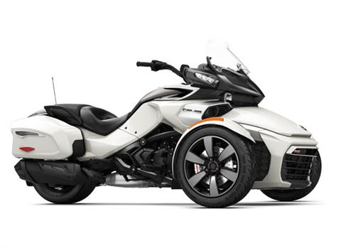 2018 Can-Am Spyder F3-T in Jones, Oklahoma