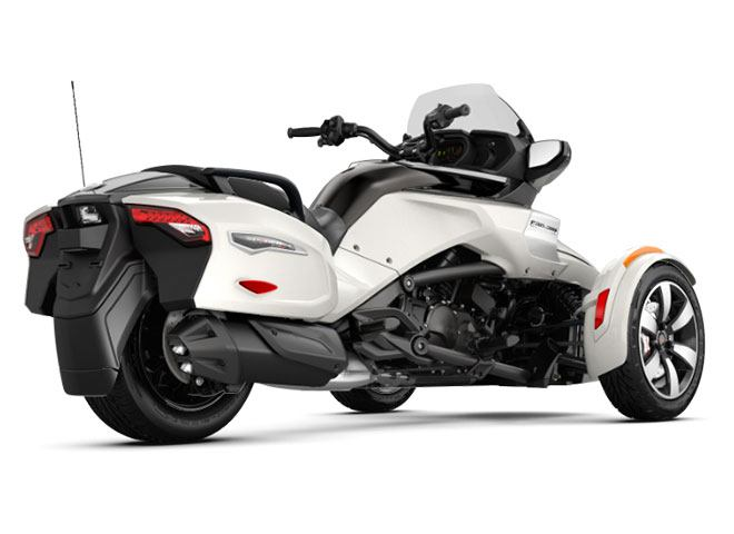 2018 Can-Am Spyder F3-T in Mineola, New York - Photo 2