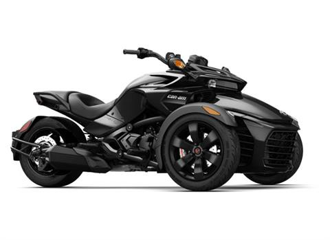 2018 Can-Am Spyder F3 in Murrieta, California