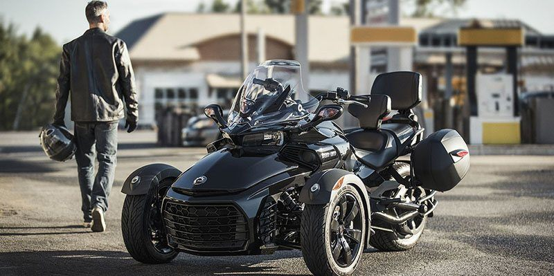 2018 Can-Am Spyder F3 in Enfield, Connecticut