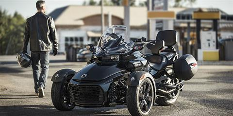 2018 Can-Am Spyder F3 in Albemarle, North Carolina
