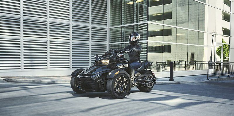 2018 Can-Am Spyder F3 in Waterbury, Connecticut
