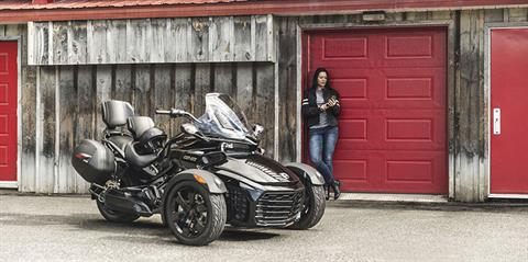 2018 Can-Am Spyder F3 in Baldwin, Michigan