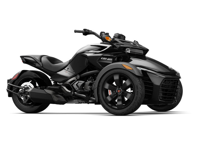 2018 Can-Am Spyder F3 in San Jose, California