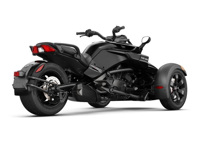 2018 Can-Am Spyder F3 in Grantville, Pennsylvania