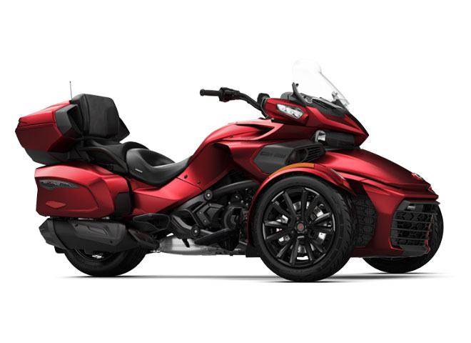 2018 Can-Am Spyder F3 Limited in Conway, New Hampshire