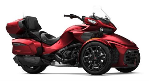 2018 Can-Am Spyder F3 Limited in Barre, Massachusetts