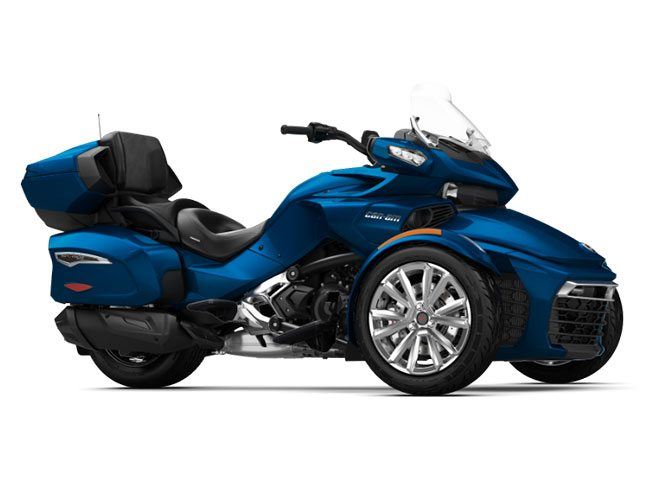 2018 Can-Am Spyder F3 Limited in Kittanning, Pennsylvania