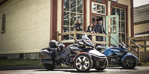 2018 Can-Am Spyder F3 Limited in Broken Arrow, Oklahoma