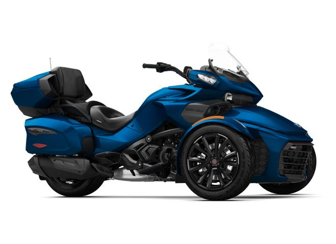 2018 Can-Am Spyder F3 Limited in Middletown, New Jersey