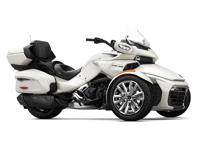 2018 Can-Am Spyder F3 Limited in Ruckersville, Virginia - Photo 1