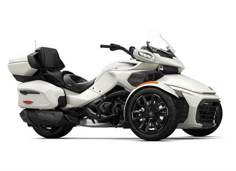 2018 Can-Am Spyder F3 Limited in Wasilla, Alaska
