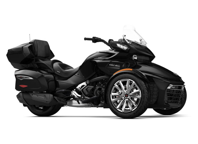 2018 Can-Am Spyder F3 Limited in Greenwood, Mississippi