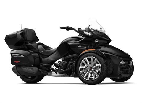 2018 Can-Am Spyder F3 Limited in Albemarle, North Carolina