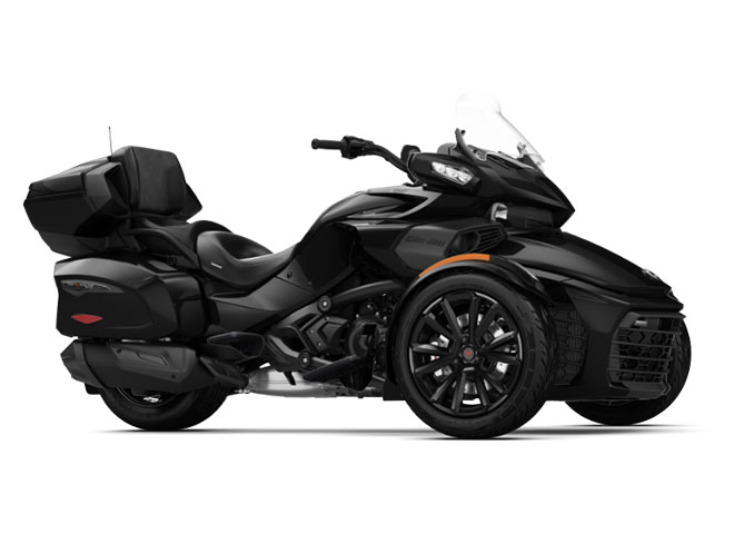2018 Can-Am Spyder F3 Limited in Brenham, Texas - Photo 1