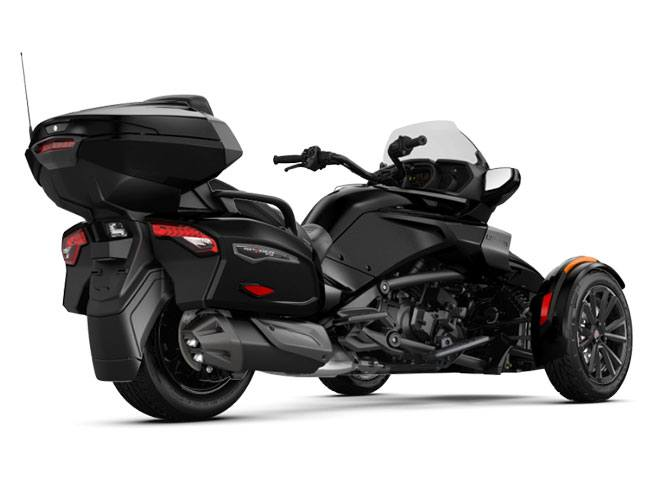 2018 Can-Am Spyder F3 Limited in Billings, Montana