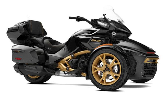 2018 Can-Am Spyder F3 Limited SE6 10th Anniversary in Jones, Oklahoma