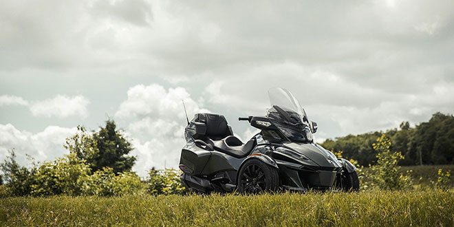 2018 Can-Am Spyder RT Limited in Greenville, South Carolina
