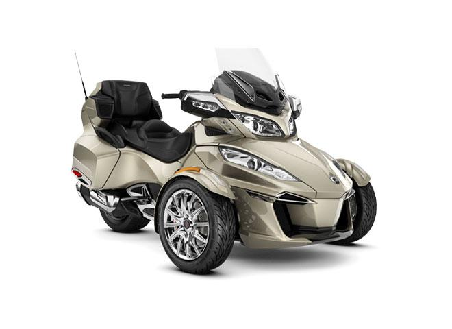 2018 Can-Am Spyder RT Limited in Canton, Ohio