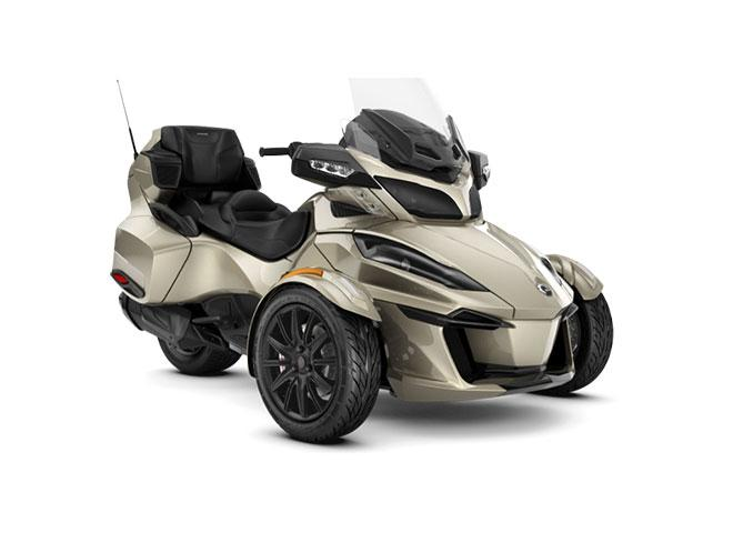 2018 Can-Am Spyder RT Limited in Baldwin, Michigan