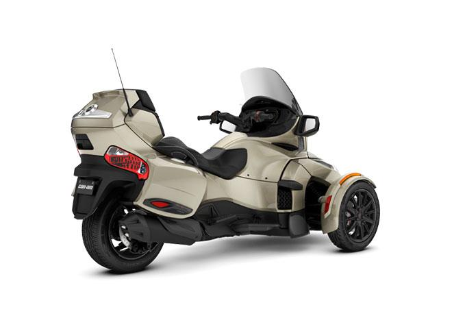 2018 Can-Am Spyder RT Limited in Batavia, Ohio