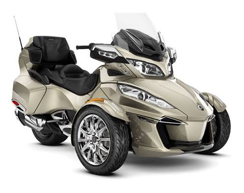 2018 Can-Am Spyder RT Limited in New Britain, Pennsylvania - Photo 1
