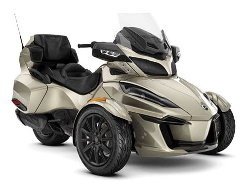 2018 Can-Am Spyder RT Limited in Middletown, New Jersey - Photo 1