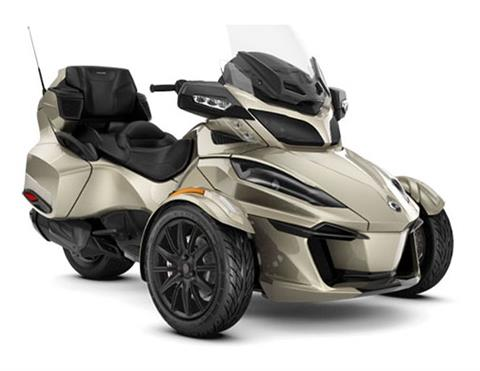 2018 Can-Am Spyder RT Limited in Colorado Springs, Colorado
