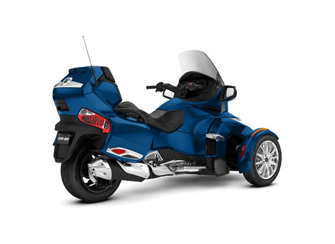 2018 Can-Am Spyder RT Limited in Lumberton, North Carolina - Photo 2