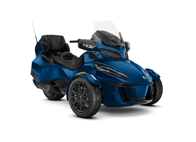 2018 Can-Am Spyder RT Limited in Bakersfield, California - Photo 1