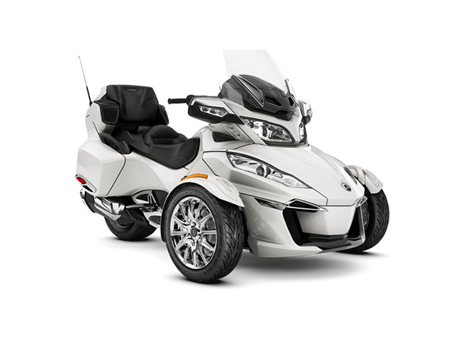 2018 Can-Am Spyder RT Limited in Mineola, New York - Photo 1
