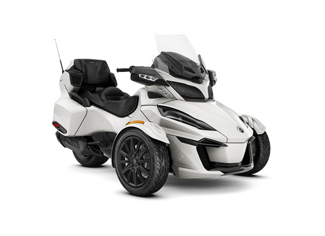 2018 Can-Am Spyder RT Limited in Santa Rosa, California - Photo 1