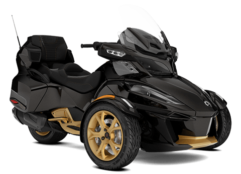 2018 Can-Am Spyder RT Limited SE6 10th Anniversary in Panama City, Florida