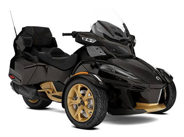 2018 Can-Am Spyder RT Limited SE6 10th Anniversary in Bennington, Vermont